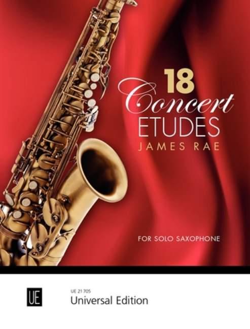 18 concert etudes image